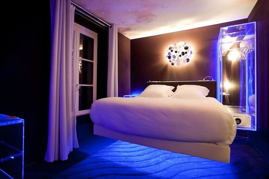 Seven Hotel Paris: standard room