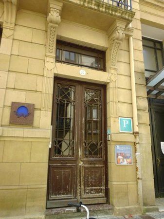 Pension AB Domini : Entry to the pension