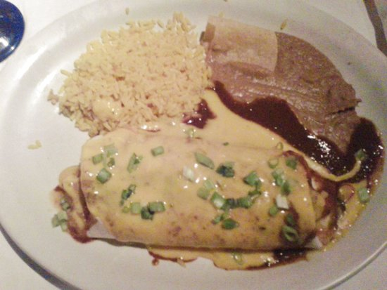 Miguel's Mexican Restaurant : swell food