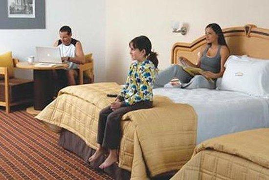 La Muralla: Guest Room