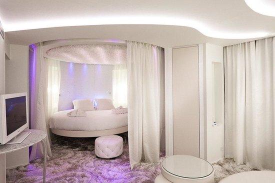 Seven Hotel Paris: suite