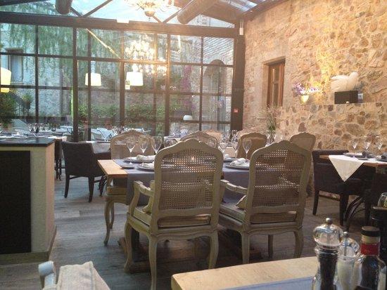 Boutique Hotel Casa Granados : The beautiful dining room