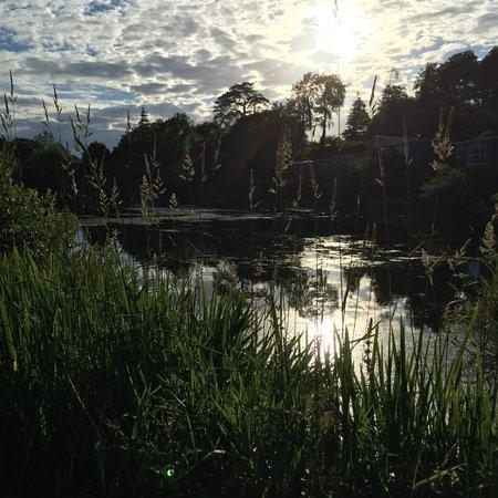 Glan Gwna Country Holiday Park: Lake