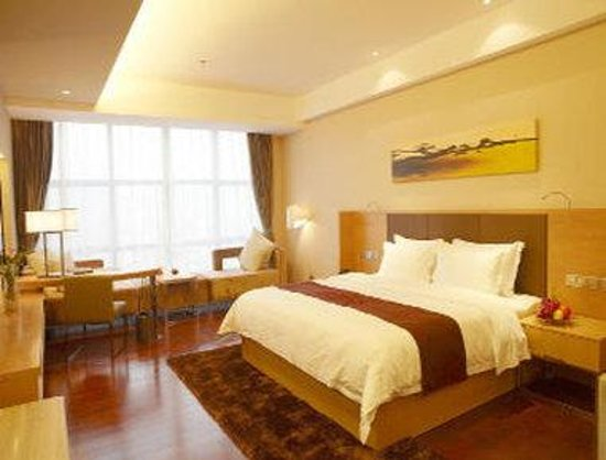 Ramada Plaza Shenzhen North: Deluxe 1 King Bed Room