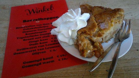 Winkel 43: Torta de Maçã