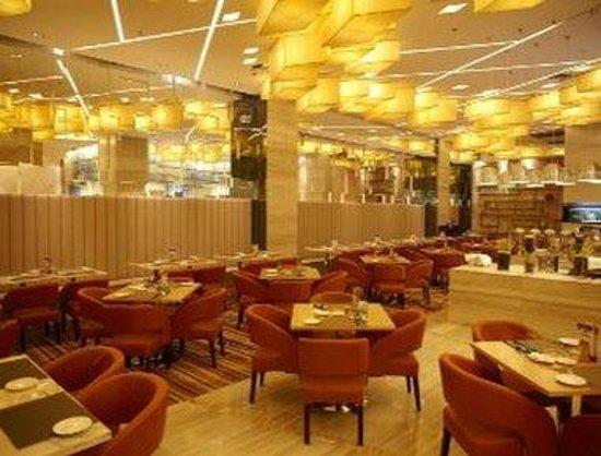 Ramada Plaza Shenzhen North: Restaurant