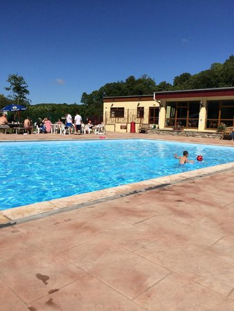 Glan Gwna Country Holiday Park: Pool