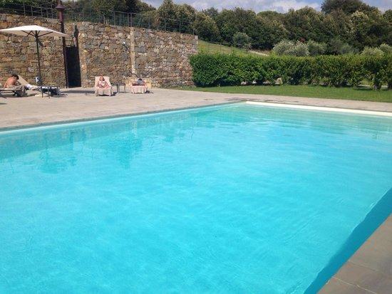 Borgo Scopeto Relais: Piscina estiva