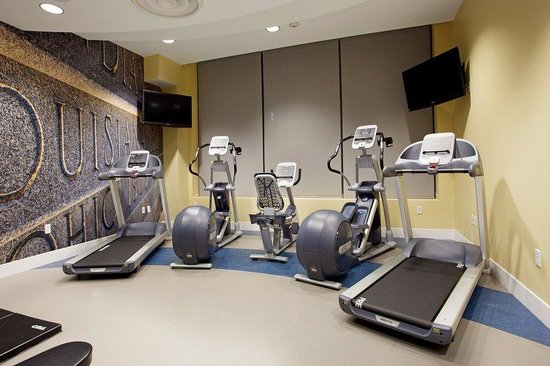 Hotel Indigo Baton Rouge Downtown Riverfront: Fitness Center