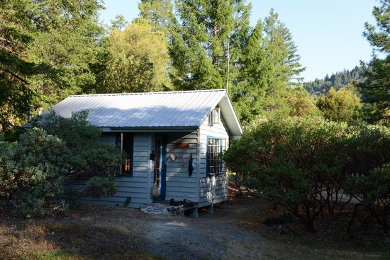 Forks of Salmon, Californie : Private Cabin