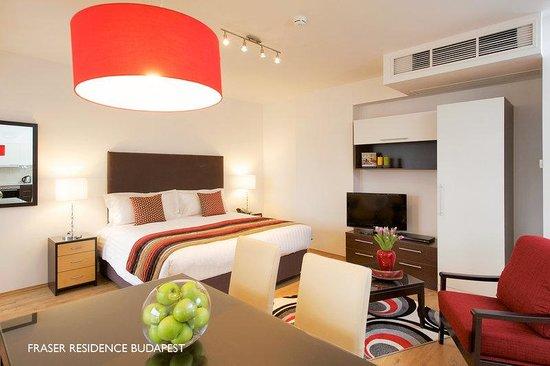 Fraser Residence Budapest: FRBudapest Bedroom