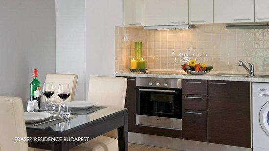 布達佩斯輝盛庭國際公寓照片