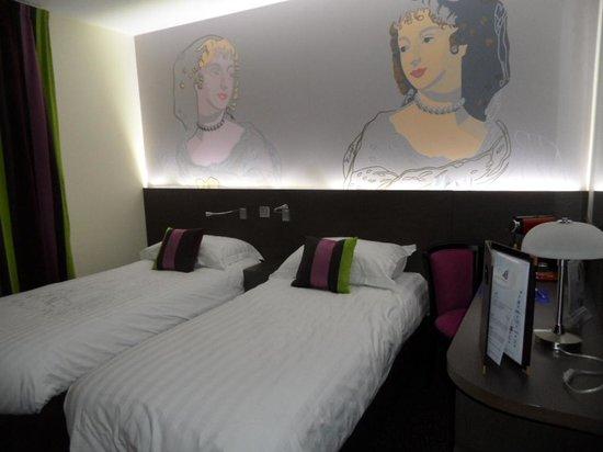 Hotel Roi Soleil Prestige: chambre double