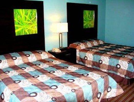 Super 8 Brenham TX: Guest Room