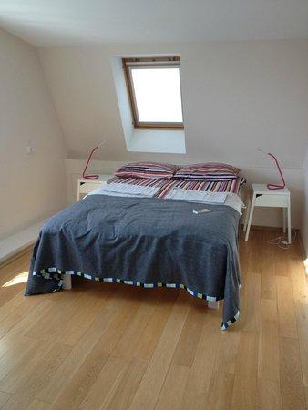 Hotel ArtApart : Bedroom