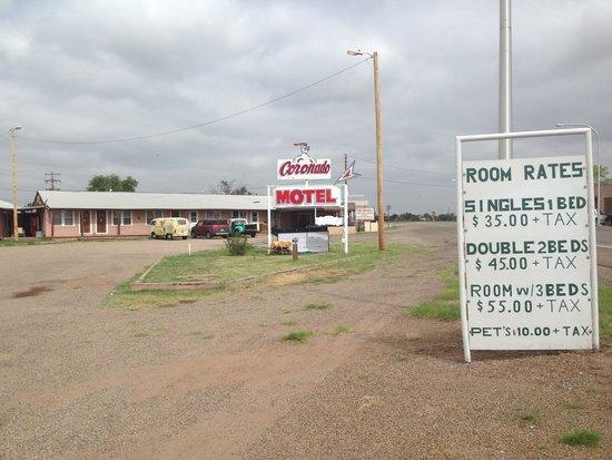 Coronado Motel