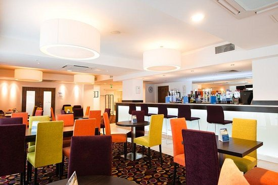 Holiday Inn Express Birmingham South A45: Guest Dining Lounge