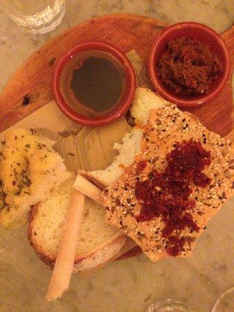 Jamie's Italian: artisan italian breads