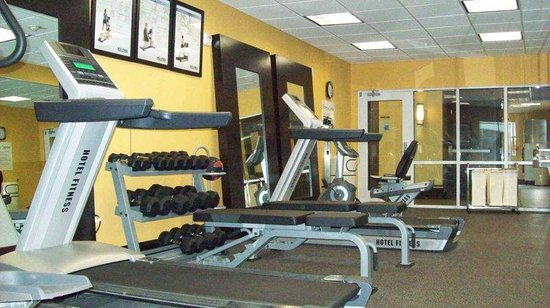Holiday Inn Express & Suites Corpus Christi North: Fitness Center