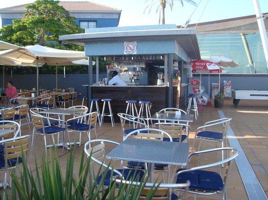 Caybeach Meloneras: Cay Beach Pool Cafe