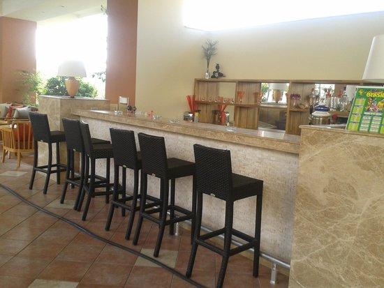 Kentia Apartments: Bar, clean and spacious