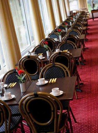AZIMUT Hotel Berlin City South: Restaurant