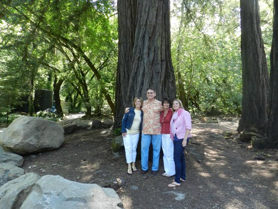 Your Driver In Napa: Larry and the girls!