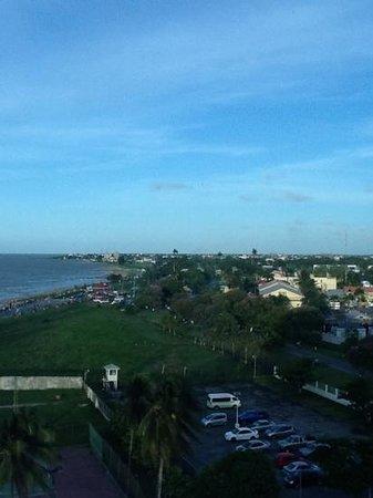 Pegasus Hotel Guyana: room view
