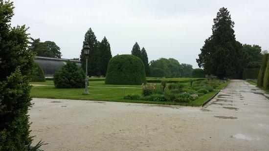 Zamek Lednice: Lednice gardens