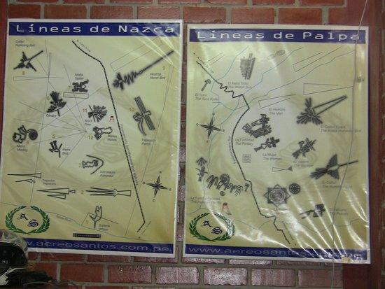 Lineas de Nazca: The Nazca Lines animals