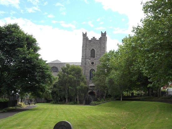St. Audeon's Church: église