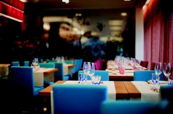 Crowne Plaza Hotel Verona - Fiera: Guest Dining Lounge