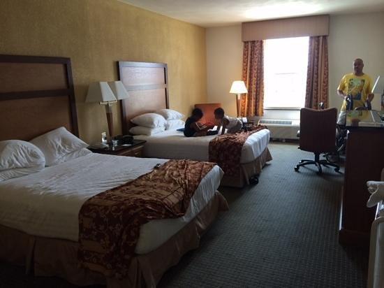 Drury Inn & Suites San Antonio Near La Cantera Parkway: rm 801