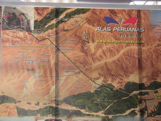 Lineas de Nazca: Alas Peruanas Air
