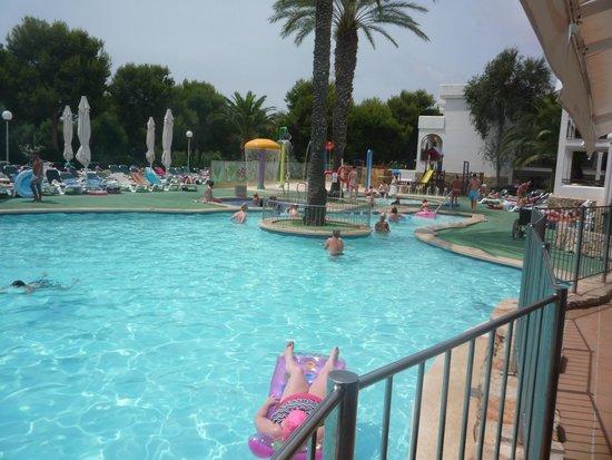 Apartamentos Cala d'Or Playa: Pool