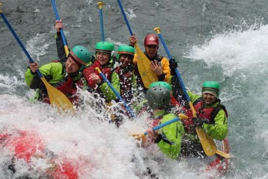 Rafting New Zealand: Best Expericence