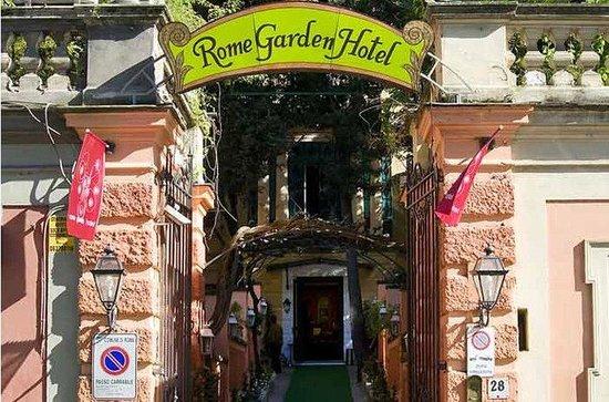 Rome Garden Hotel: Exterior