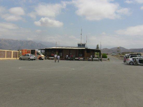 Lineas de Nazca: Air Terminal
