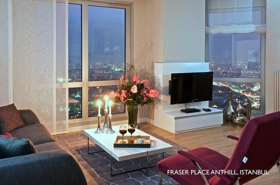 Fraser Place Anthill Istanbul: FPAnthill ,Istanbul Living