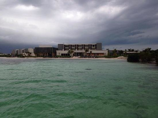 NIZUC Resort and Spa: view from pier