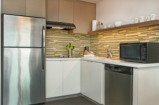 Element Miami International Airport: Guest Room Kitchen