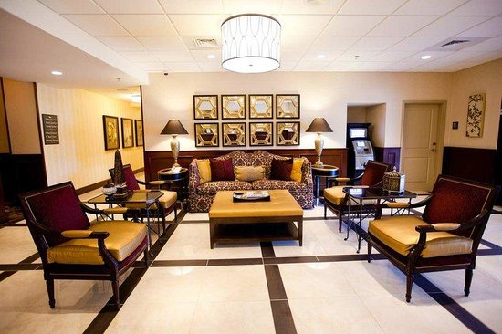 Homewood Suites by Hilton Lafayette: Lobby Seating