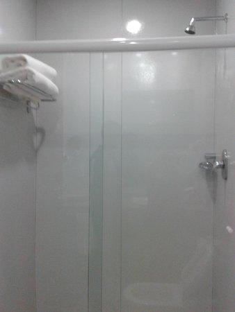 Premier Parc Hotel: Banheiro
