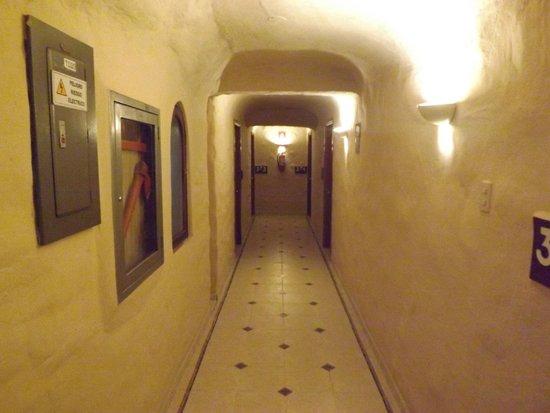 San Agustin International Hotel : corredor do hotel
