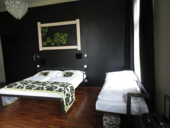 Czech Inn: Room