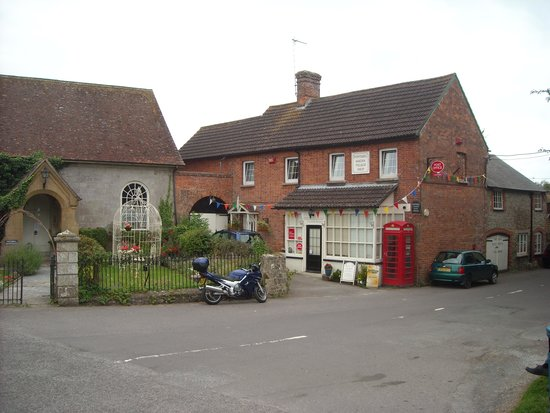Fontmell Magna, UK: Quaint
