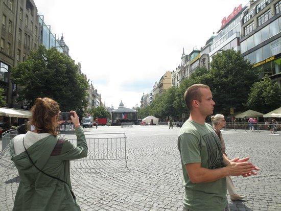 Czech Inn: Peter the city guide