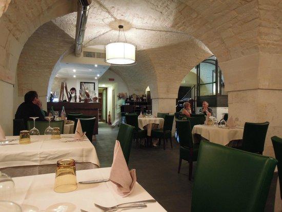 Lanzillotta Hotel : sala cena