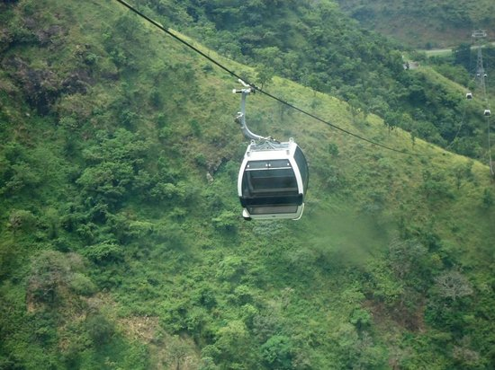 Obudu, Nigeria: Cable Car