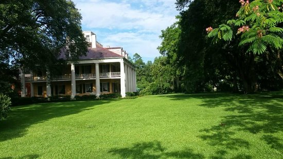 Houmas House Plantation and Gardens: breathtaking